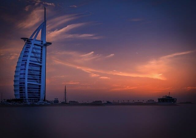 Burj al Arab – Das 7-Sterne-Hotel in Dubai