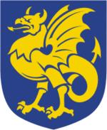 bornholms regionskommune wappen