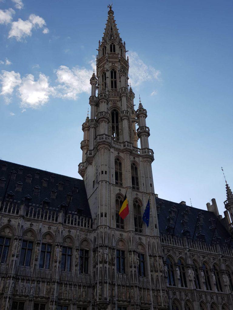 Rathaus in Brüssel