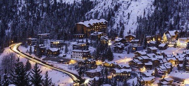 Die besten Skiorte in Frankreich