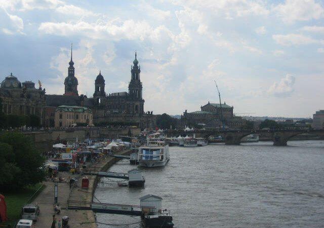 Dresden- Deutschland Hauptstadt des Barock