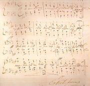 Ungarischen Nationalhymne
