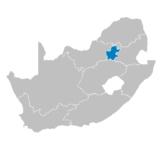 johannesburg lage suedafrika