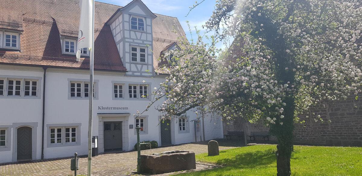 Klostermuseum in Hirsau bei der Aureliuskirche