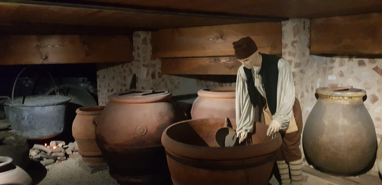 Ölmuseum in Cisano