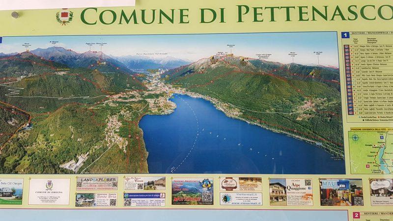 Urlaub in Pettenasco und am Ortasee